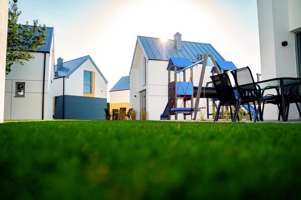 domki w Kopalinie